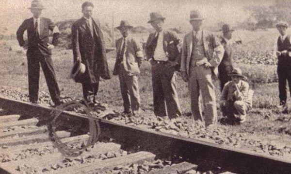 Atentado contra ferrocarril gestionado por Japón en Manchuria fue pretexto para ocupar esa región
