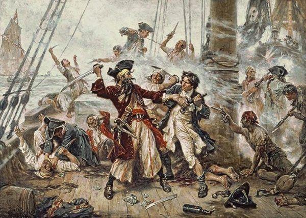 la-pirateria-edad-de-oro-tesoro-abordaje