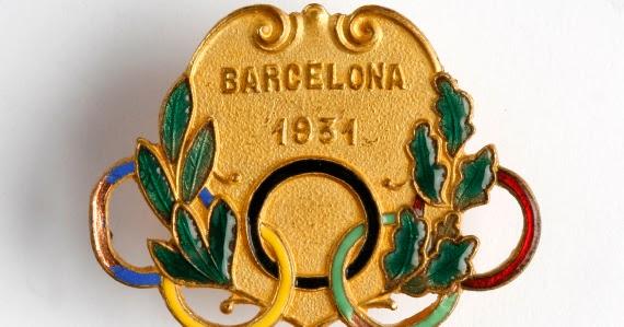 Barcelona luchó por ser la sede olímpica en 1931