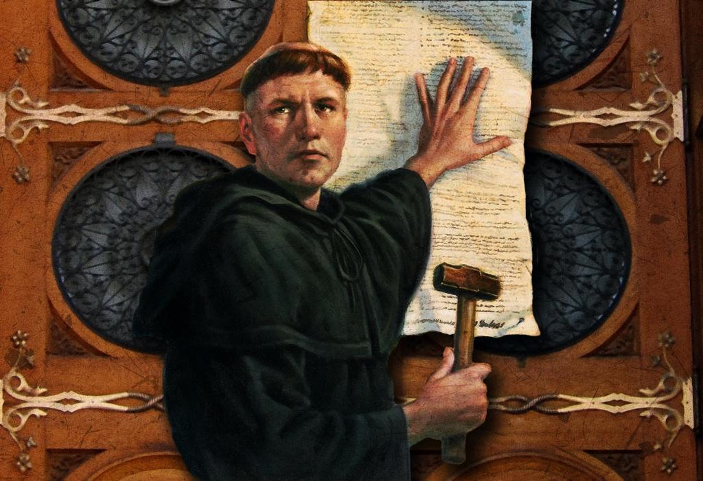 Historia de la reforma protestante de lutero - Fotos de reformas ...