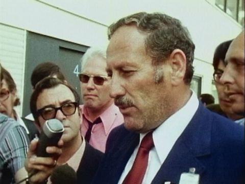 Shmuel Lalkin jefe de la delegación olímpica de Israel