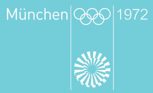 Logotipo de las Olimpiadas de Múnich 1972