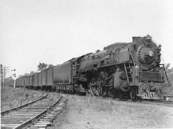 La compañía Lehigh Valley Railroad fue la encargada de la construcción de la línea de ferrocarril hasta Black Tom