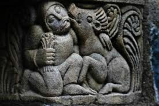 carcasona-sus-origenes-y-leyendas-dame-carcas-representacion