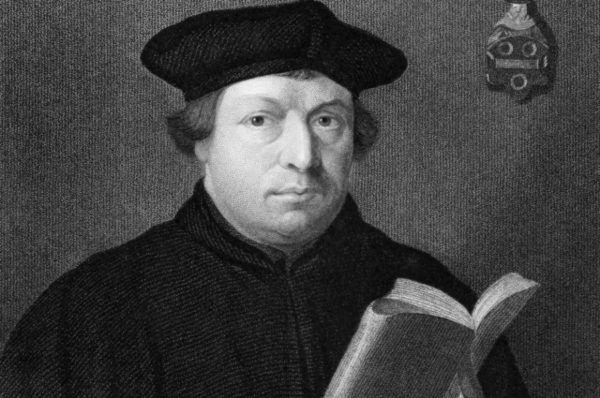 Luteranismo, anglicanismo y protestantismo. Martinho Lutero.