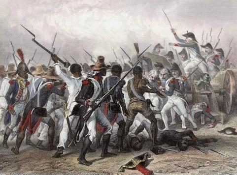 La revolución de Haití