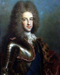 Jacobo Francisco Eduardo Estuardo. Pretendiente al trono de Inglaterra y Escocia