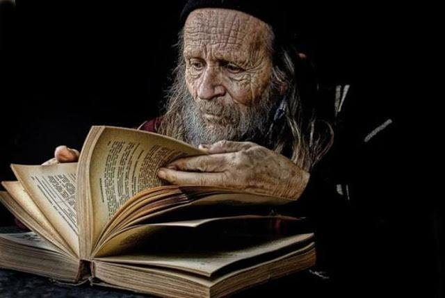 Ser anciano en la Edad Media - SobreHistoria.com