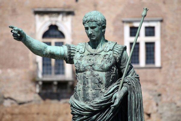 El ascenso de augusto primer emperador de roma