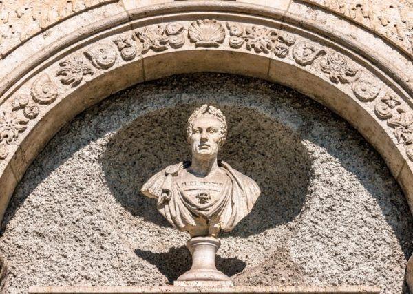 El ascenso de augusto primer emperador de roma muerte