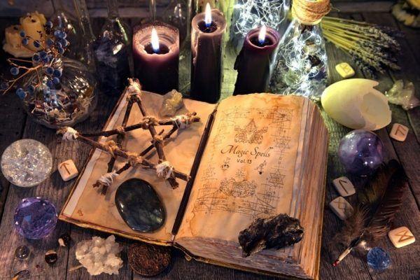 La brujeria a traves de los tiempos i
