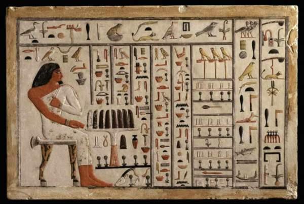 Numeraci n egipcia y n meros egipcios - El taller de lo antiguo ...