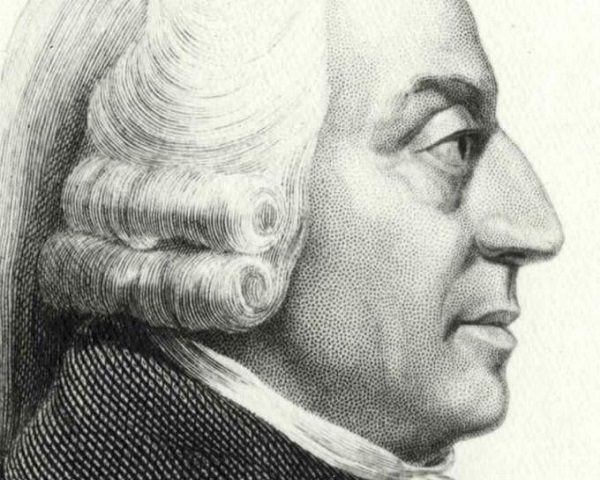 Adam Smith Personajes