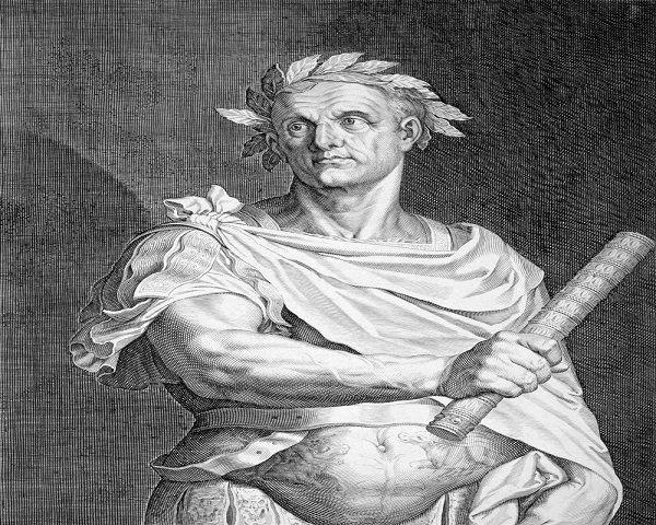 Julio César Personajes Antiguedad
