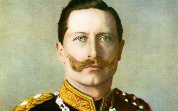 Kaiser Wilhelm II Personajes I Guerra Mundial