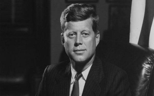 Kennedy Personajes Guerra-Fría