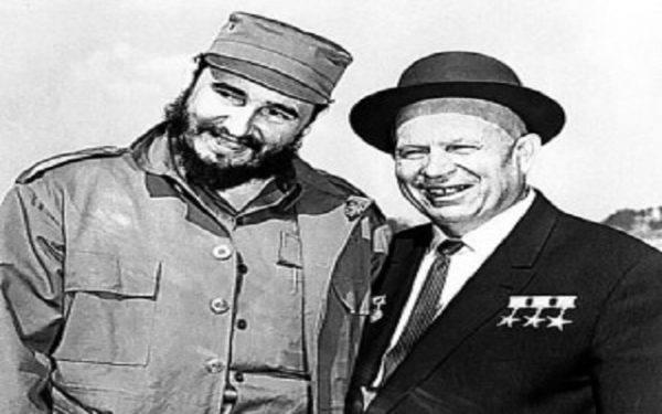 Kruschev Personajes Guerra-Fría
