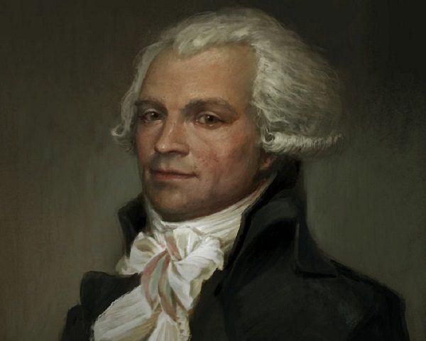 Robespierre-personajes-revolución-francesa