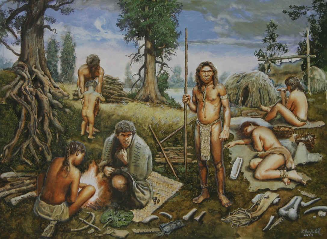 como-vivia-el-hombre-del-paleolítico-forma-de-asentamiento