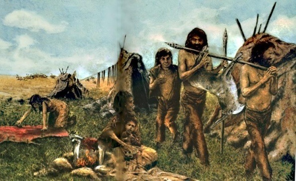 como-vivia-el-hombre-del-paleolítico-organizacion-social