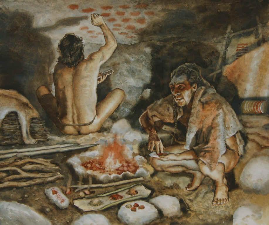 prehistoria 191 c 243 mo 237 an los cazadores y recolectores