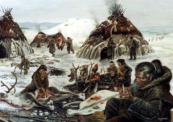 prehistoria-cazadores-y-recolectores-del-paleolitico-como-vivian-adaptacion-al-medio