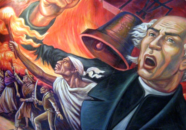 Independencia De Mexico La Campaña De Hidalgo