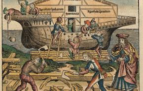 El Arca de Noé y el mito sumerio de Utnapishtim