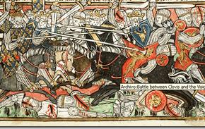Reinos Romano Germanicos, surge una nueva sociedad