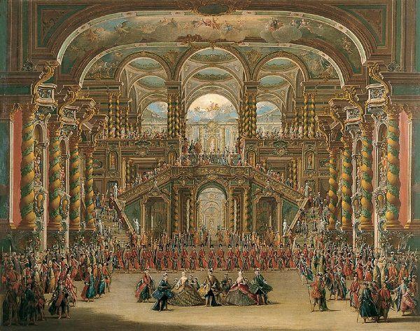 edad moderna barroco
