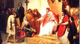 La Iglesia medieval y la Querella de las Investiduras