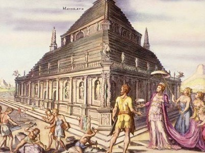 Maravillas del mundo antiguo: La Tumba del rey Mausolo