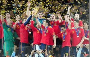Historia de la Seleccion Española de Futbol