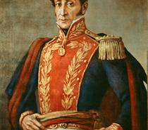 La campaña de Simón Bolívar