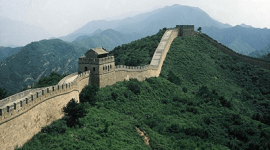 Cómo el clima afectó la historia de China