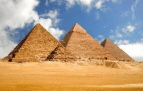 Las Piramides de Egipto