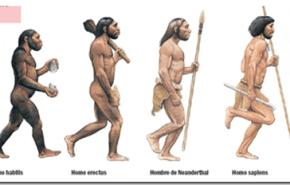 """Temas y trabajos ESO 1° año. Unidad """"La Prehistoria"""""""