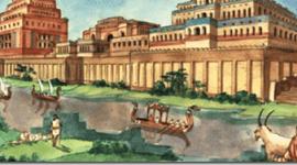 """Temas y trabajos ESO 1° año. Unidad """"Civilizaciones de Egipto y Mesopotamia"""""""