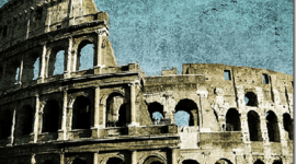 """Temas y trabajos ESO 1° año. Unidad """"Antigua Roma"""""""