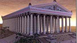 Maravillas del Mundo Antiguo: Templo de Artemisa en Efeso