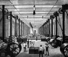 La tardía revolución industrial española