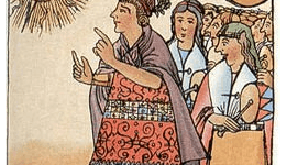 Dioses y religión de los incas
