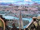 La gran ciudad azteca de Tenochtitlán