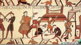 Temas y resumenes ESO 2° año: Edad media, el feudalismo