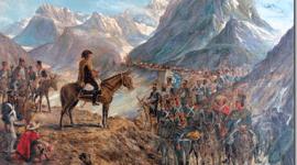 San Martin, estratega de la Independencia Americana