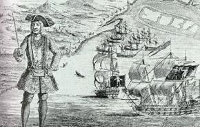 Los 5 Piratas del Caribe más famosos