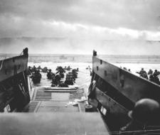El desembarco de Normandía