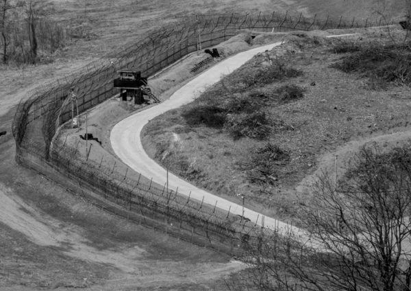 Guerra de corea zona desmilitarizada