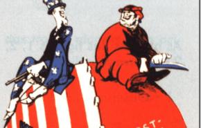 "El primer ""round"" de la Guerra Fria"