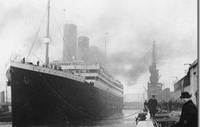 La construccion del Titanic